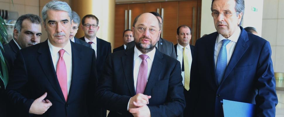 Aνάληψη της Προεδρίας της Ε.Ε.
